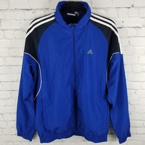 ADIDAS | ClimaLite full zip lined windbreaker